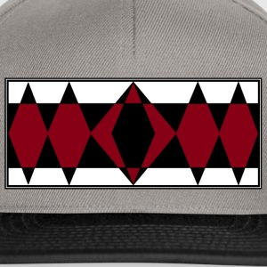 diamants - Casquette snapback