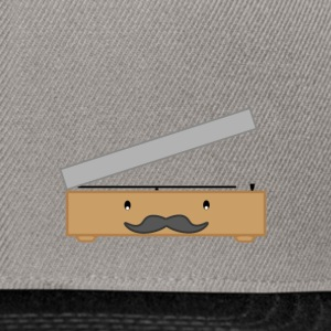 Mr. Grammotache - Snapback-caps