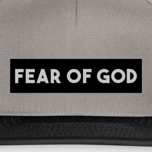 Fear of god - Snapback Cap