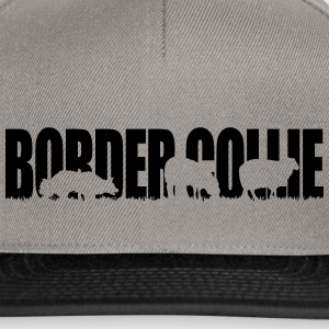 Border collie Brukshund - Snapbackkeps