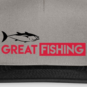 Great Fishing - Snapback Cap