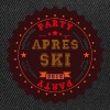Apres Ski Party Logo - Snapback Cap