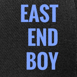 east end boy - Snapback Cap
