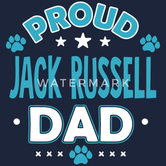 Cool Witzige Lustige Süße Jack Russell Dad Sprüche Snapback