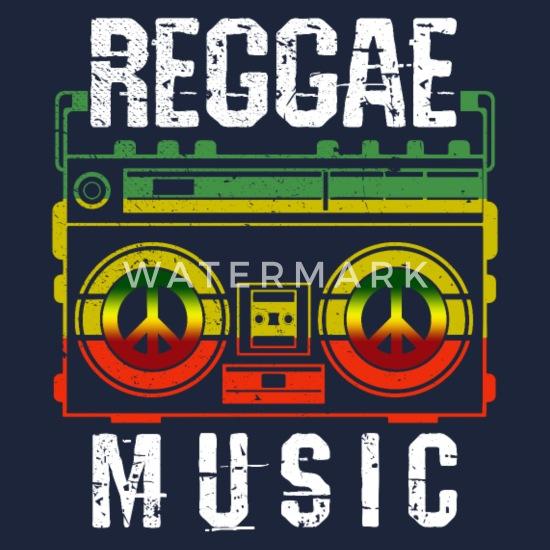 Reggae Music Peace Rasta Jamaica Gift Czapka Z Daszkiem