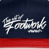 The art of footwork - white - Snapback Cap