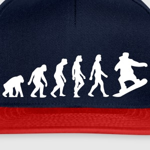 The Evolution Of Snowboarding - Snapback Cap