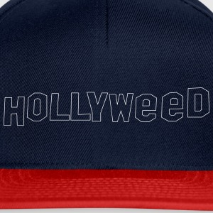 Hollyweed Shirt - Snapback Cap