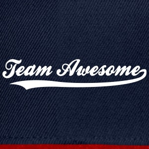 Team Awesome! - Snapback Cap