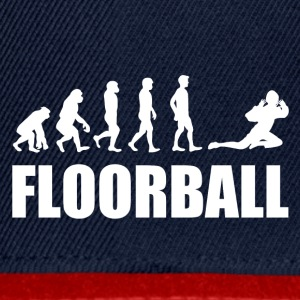 Floorball Goalkeeper Evolution - Snapback Cap