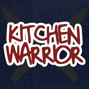 Cook / Chef: Kitchen Warrior - Snapbackkeps