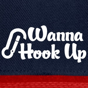 Rock Climber Want To Hook Up - Snapback Cap