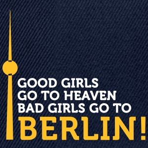 Bad Girls Gå till Berlin! - Snapbackkeps
