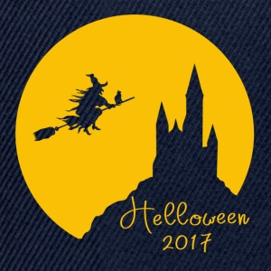 Helloween 2017 Party - Snapback cap