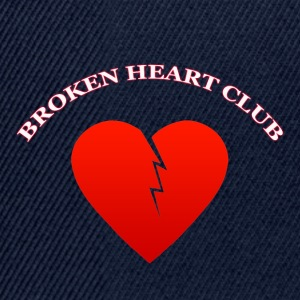 Broken Heart Club - Snapback Cap