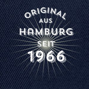 Original from Hamburg since 1966 - Snapback Cap