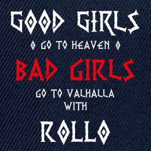 Bad Girls Roll vol.2 - Casquette snapback