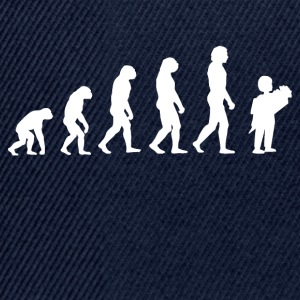 Evolution inskrivning Back to School Fun Shirt - Snapbackkeps