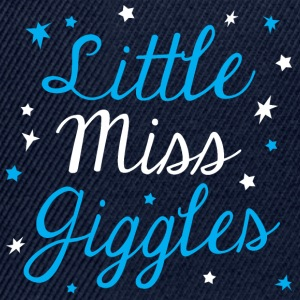 Little Miss Giggles - Snapback Cap