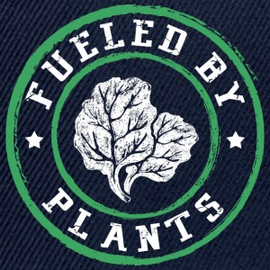 Power Power by Plants Vegan Shirt - Snapback Cap