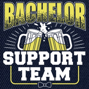 BACHELOR SUPPORT TEAM - Snapback-caps