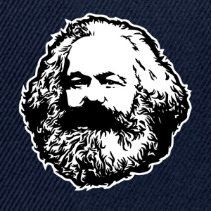 Karl Marx - Casquette snapback