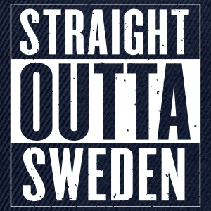 STRAIGHT OUTTA SWEDEN - Snapback Cap