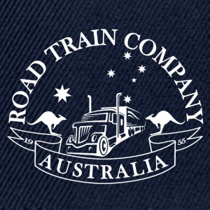 Road Train - Snapback Cap