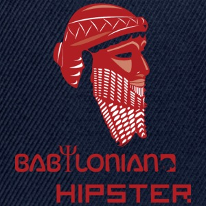 Babylonian Hipster - Casquette snapback