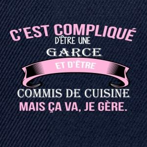Casquettes et bonnets cuisine commander en ligne for Recherche commis de cuisine