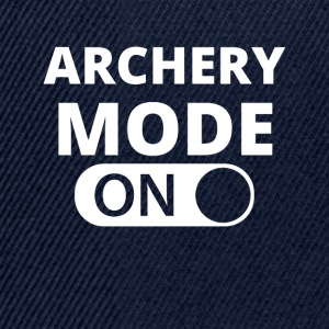 MODE ON ARCHERY - Snapback Cap