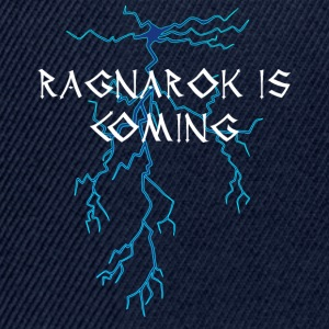 Vikings: Ragnarok Is Coming - Casquette snapback