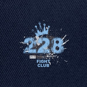 Fight Club 228 - Gorra Snapback
