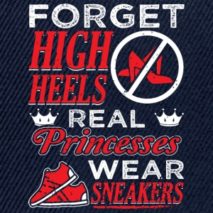 FORGET HIGH HEELS - SNEAKERS - Snapback Cap
