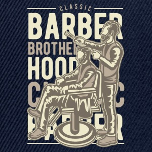 Barber Brotherhood - Snapback Cap