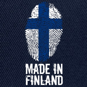 Made in Finland / Made in Finland Suomi - Snapbackkeps