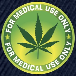 Cannabis for medical use - Snapback Cap