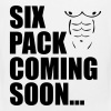 Six Pack Coming Soon - Abdos, musculation - Débardeur Premium Homme