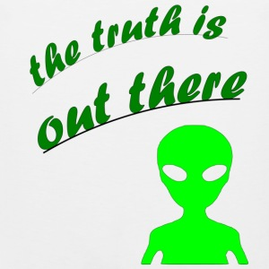 the truth is out there - Men's Premium Tank Top