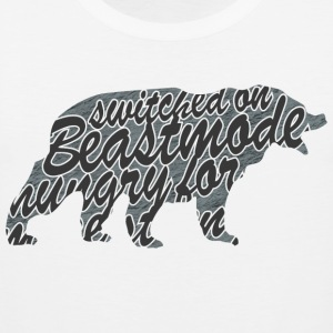 Bear Beastmode - Men's Premium Tank Top
