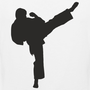Karate - Men's Premium Tank Top