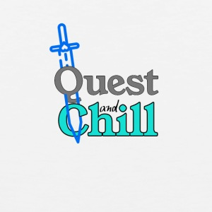 Quest and Chill - Men's Premium Tank Top