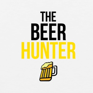 The beer hunter - Men's Premium Tank Top