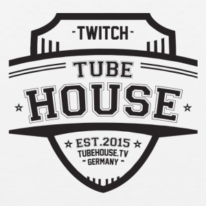 TubeHouse Team College Merch - Men's Premium Tank Top