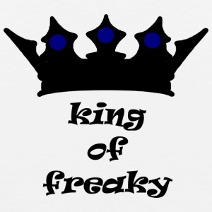 king of freak - Men's Premium Tank Top