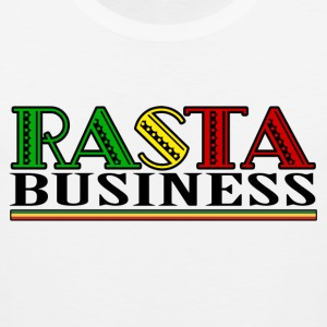 Rasta Business - Mannen Premium tank top