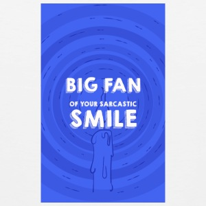 Big Fan of your smile - Men's Premium Tank Top