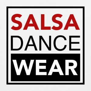 SALSA DANCE WEAR - to Dance Shirts - Mannen Premium tank top