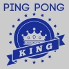 ping pong king - Men's Premium Tank Top