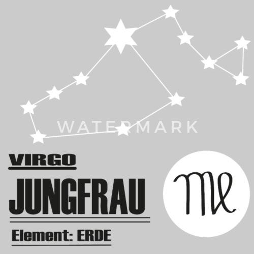 Sternzeichen Jungfrau Männer Premium Tanktop Spreadshirt